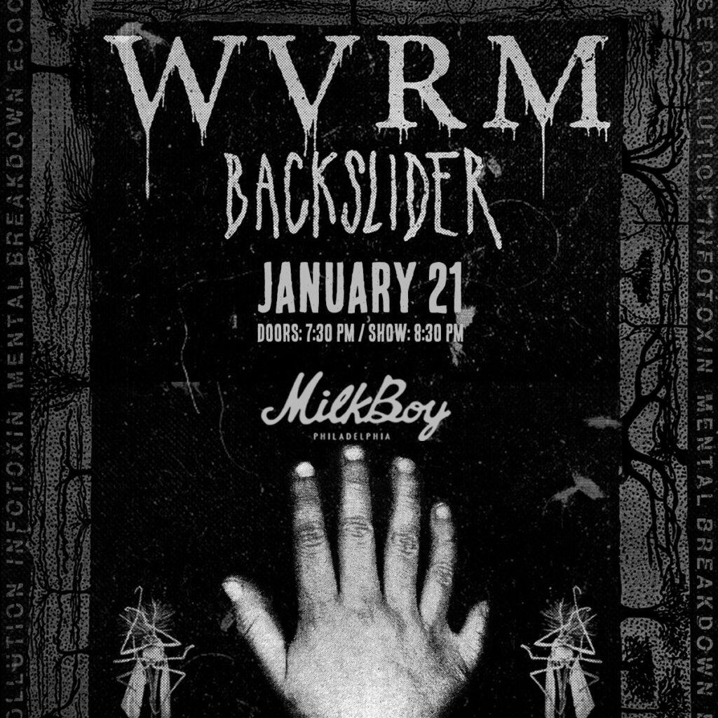 WVRM + Backslider